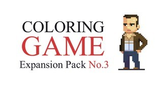 Coloring Game - Expansion Pack No. 3
