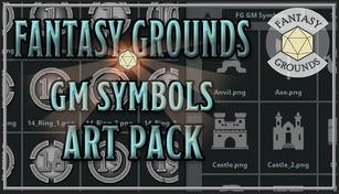 Fantasy Grounds - Fantasy Grounds GM Symbols