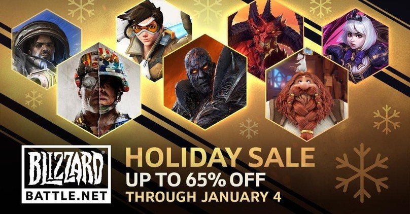 Blizzard Store - Holiday Sale 2020