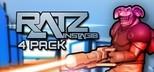 Ratz Instagib 4-Pack