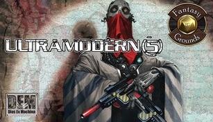 Fantasy Grounds - Ultramodern5 REDUX