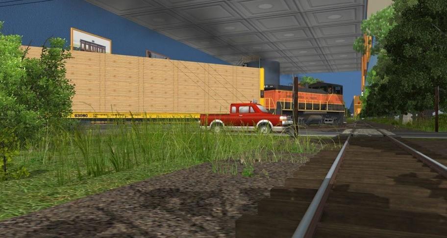 Trainz 2019 DLC - Switch Model Railroad - TRS19