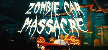 ZOMBIE CAR MASSACRE 💀
