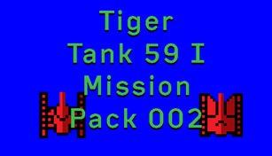 Tiger Tank 59 Ⅰ Mission Pack 002