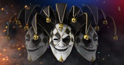 FREE PAYDAY 2: 10th Anniversary Jester Mask