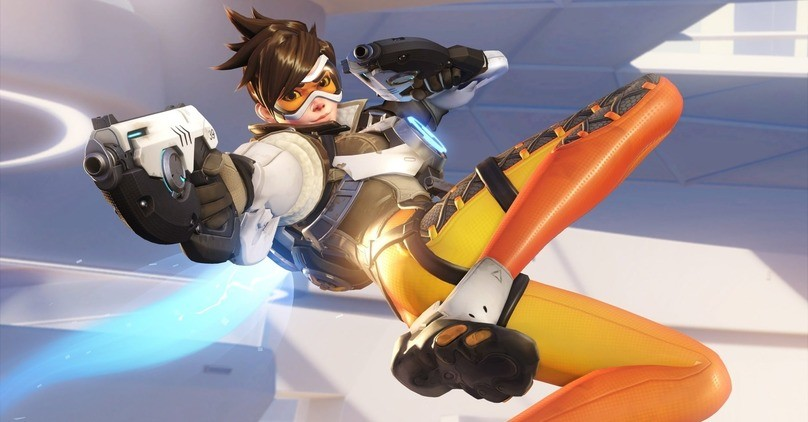 Free Trial - Overwatch