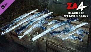 Zombie Army 4: Black Ice Weapon Skins