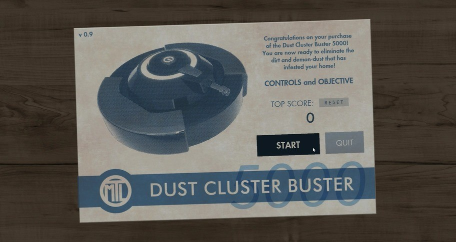 Cluster Dust