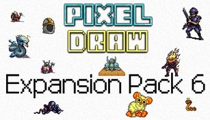 Pixel Draw - Expansion Pack 6