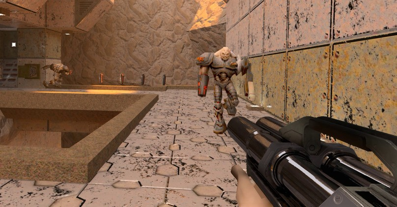 Quake II RTX is now available FREE on GOG.com