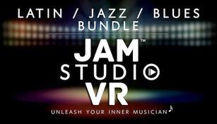 Jam Studio VR EHC - Beamz Original Latin/Jazz/Blues Bundle