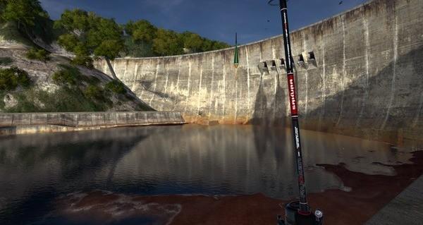 Ultimate Fishing Simulator VR - Kariba Dam DLC