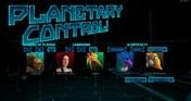 Planetary Control!