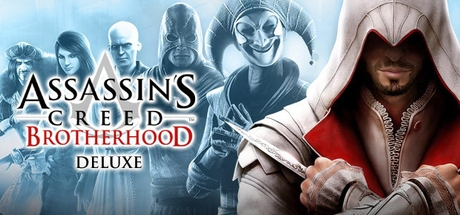 Assassins creed brotherhood deluxe edition