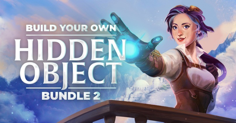 Fanatical - Build your own Hidden Object Bundle 2 is available again!