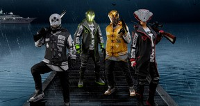 PAYDAY 2: Mega City Tailor Pack