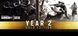 Tom Clancy's Rainbow Six Siege - Gold Edition Year 2