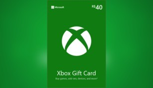 Xbox Live Gift Card 40 BRL