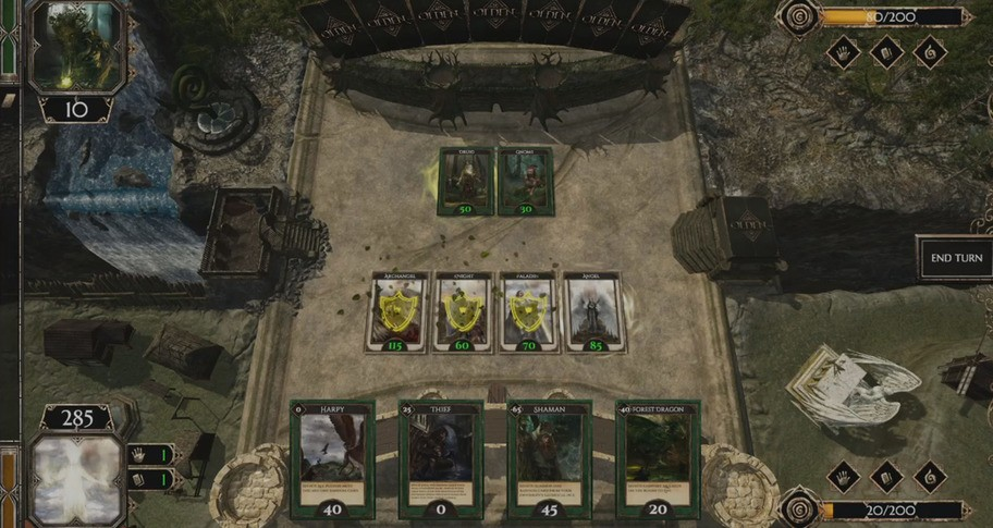 Olden: Card Game
