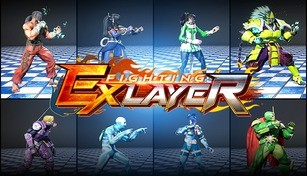 FIGHTING EX LAYER - Color Set: Type A