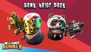 Worms Rumble - Bank Heist Double Pack