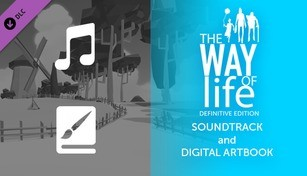 The Way of Life DEFINITIVE EDITION: Soundtrack and Artbook
