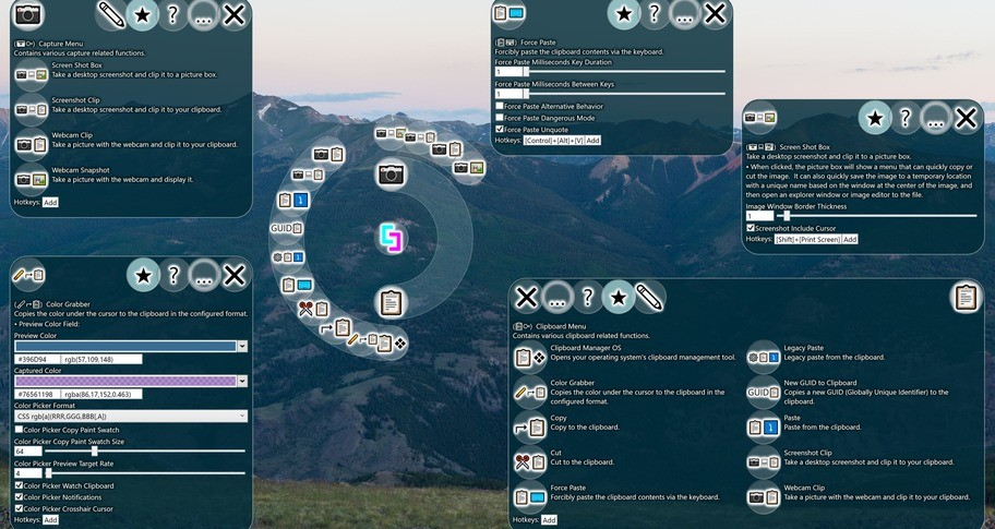 Simplode Suite - Capture and Clipboard Utilities