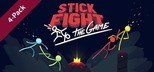 Stick Fight: The Game 4-Pack