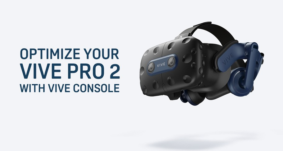 VIVE Console for SteamVR