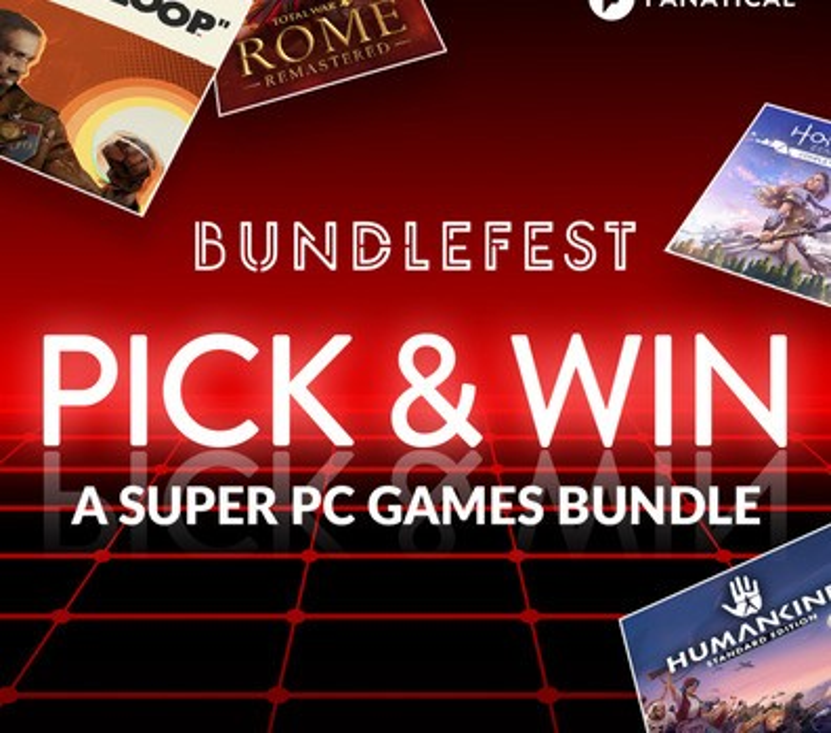 Win 1 of 3 Super PC Game Bundles