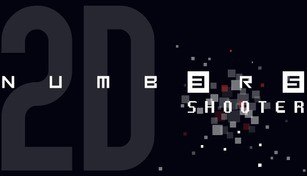 2D Numbers Shooter