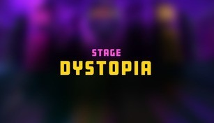 """Synth Riders - """"Dystopia"""" - Stage"""
