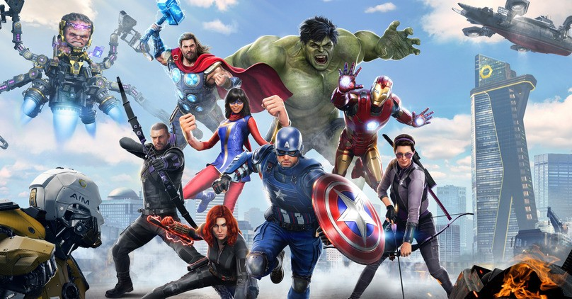 Marvel's Avengers is coming to Xbox Game Pass for PC on September 30th!