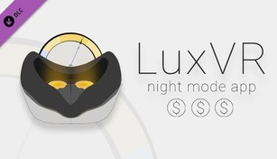 LuxVR: Large Donation