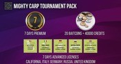 Fishing Planet: Mighty Carp Tournament Pack