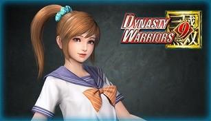 DYNASTY WARRIORS 9: Xiaoqiao (High School Girl Costume) / 小喬 「女子高生風コスチューム」