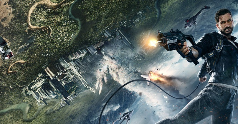 FREE Just Cause 4