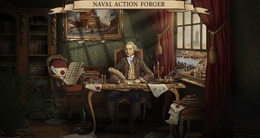 Naval Action - Prolific Forger