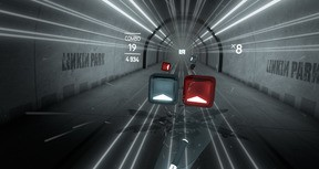 """Beat Saber - Linkin Park - """"Bleed It Out"""""""
