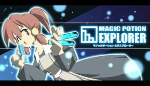 Magic Potion Explorer