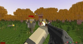 Cube Worlds Survival