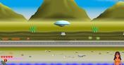 UFO vs Bikini