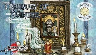 Fantasy Grounds - Treasury of Winter