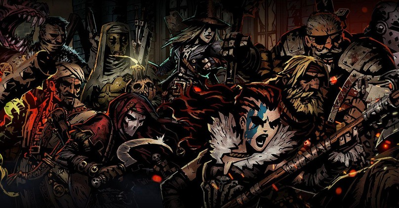 Darkest Dungeon and Backbone are coming soon to Xbox Game Pass for PC