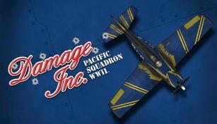 "Damage Inc F4F-FM2 ""Panther"" Wildcat"