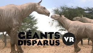 Géants disparus VR