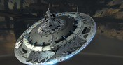 Star Conflict: Journey - Object NY18