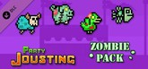Party Jousting - Zombie Pack
