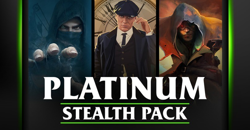 Fanatical - Platinum Stealth Pack, Platinum Sci-Fi Pack and Platinum Tycoons Pack