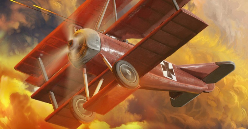 FREE Red Wings: Aces of the Sky